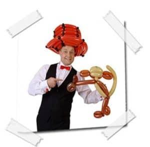 Ballonkünstler Aalen - Sie suchen einen Ballonkünstler aus Aalen für Jubiläum - Reichsstädter Tage - Unterhaltung für Ausländerfest - Weinfest oder Familienfeiern wie z.B. Hochzeit - Geburtstag usw ?