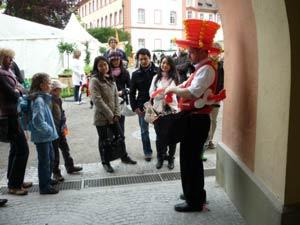 Der Ballonkünstler Augsburg - Luftballonkünstler Markus Kaufmann als Unterhaltung in Augsburg buchen