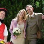 Ballonkünstler für Hochzeit Hochzeitsfeier Hochzeitsfest