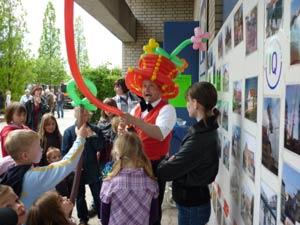 Ballonkünstler Kinderfest - Ballonkünstler für Kinderfest - Kinderfeste - Luftballonkünstler