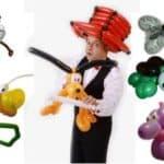 Ballonkünstler - Luftballonkünstler - Ballonfiguren - Luftballonfiguren - Einsatzorte