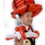 Ballonkünstler Böblingen Ballonfiguren Luftballonfiguren Kinderanimation