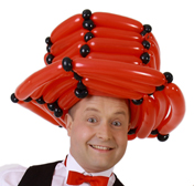 Ballonkünstler Bruchsal