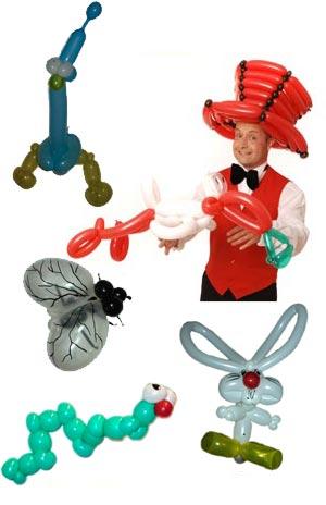 Ballonkünstler Göppingen Luftballonkünstler Ballonfiguren