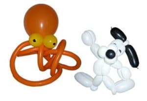 Der Ballonkünstler und Luftballonkünstler in Hechingen