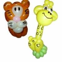 Ballonkünstler aus Herrenberg - Ballonfiguren als Kinderanimation