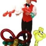 Ballonkünstler Herrenberg Luftballonkünstler Luftballonfiguren