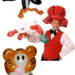 Ballonkünstler Sindelfingen Ballonfiguren Luftballonkünstler Kinderanimation