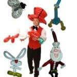 Ballonkünstler Bayreuth Kinderanimation Luftballonkünstler