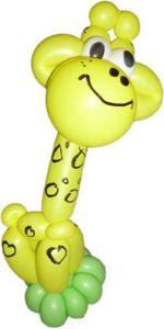 Ballonkünstler - Freudenstadt - Giraffe - Luftballonfiguren