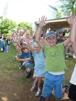 Als Kinderanimation - Kinderunterhaltung den Ballonkünstler in Nagold buchen