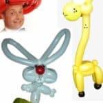 Ballonkünstler Sindelfingen Luftballonfiguren