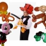Ballonkünstler Bamberg Luftballonkünstler Clown
