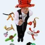 Ballonkünstler Strassenfest Stadtteilfest