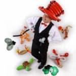 Ballonkünstler für Mitarbeitertag – Mitarbeiterfeier – Mitarbeiterfest