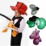 Ballonkünstler - Rothenburg - Luftballonkünstler