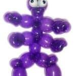 Luftballonfiguren Ameise