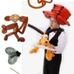 Ballonkünstler für Firmenevent