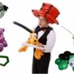 Ballonkünstler für Firmung – Ballonkünstler für Kommunion und Ballonkünstler für Konfirmation als Unterhaltung