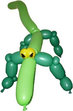 Ballonkünstler Firmenfest - Ballonkünstler Betriebsfest - Luftballonfiguren