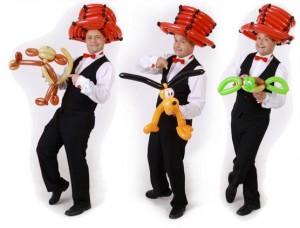 Ballonmodellierer in Augsburg