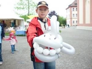 Luftballontiere vom Ballonkünstler bietigheim bissingen luftballontiere ballonfiguren und Ballonfiguren