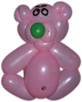Ballonkünstler Donauwörth Bär