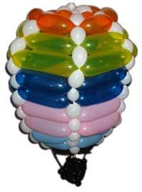 Ballonkünstler in Aulendorf