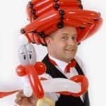Ballonkünstler Waiblingen Luftballontiere Ballonfiguren