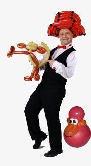 Ballonkünstler Stuttgart