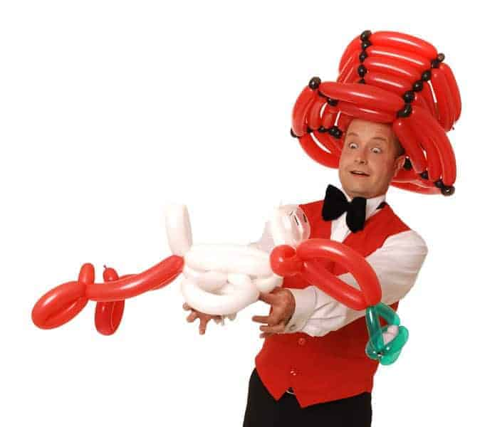 Ballonkünstler Lichtenberg