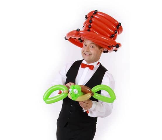 Ballonkünstler Merkendorf